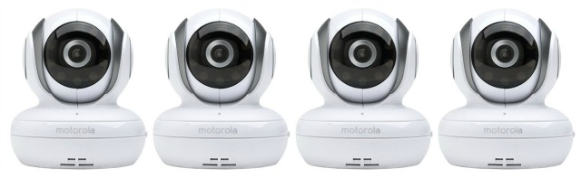 Motorola Wireless Baby Monitor Cameras