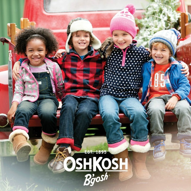 OshKosh Holiday Line 2014