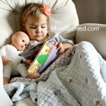 Bebe au Lait Premium Muslin Snuggle Blankets (Our Favorite Blanket Ever!)