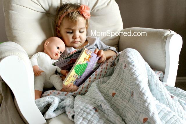 Bébé au Lait Premium Muslin Snuggle Blanket