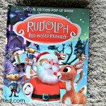 Rudolph the Red-Nosed Reindeer 50th Anniversary Pop-Up Book Special Edition