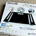 Taylor Bluetooth Body Fat Smart Scale {App Compatible!}