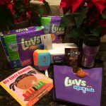Luvs Leak Free Holiday & Giveaway!