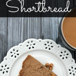 Peanut Butter Pecan Shortbread Recipe