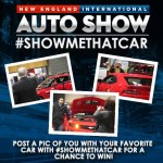 Join Me at the 2015 Boston Auto Show