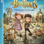 The Boxtrolls on Blu-ray, DVD & Digital HD NOW!