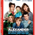 Disney's Alexander and the Terrible, Horrible, No Good, Very Bad Day NOW available on Digital HD, Blu-ray Combo Pack