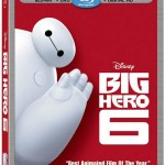 Disney's Big Hero 6 NOW Available on Blu-ray, Digital HD and DVD