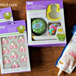Bunny Tail Cupcakes With Bakery Crafts