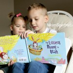 The Littlest Bunny Series Book & Giveaway!