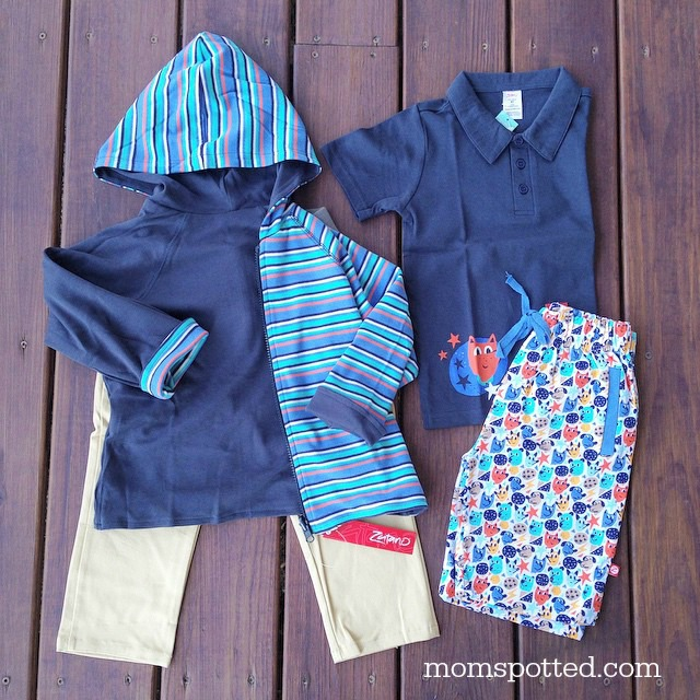 Zutano Boys Fashions