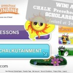 Teach Your Kids With CHALK Preschool Online Review & Scholarship Giveaway