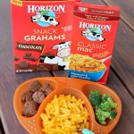 Organic Mealtime Solutions to Please Everyone with Horizon!