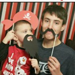 Make Your Pirate Photo Book Props for your Birthday Party {Fun Crafts with Mom}