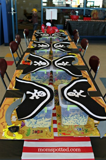 Sawyer's Fun Pirate Themed Birthday Party