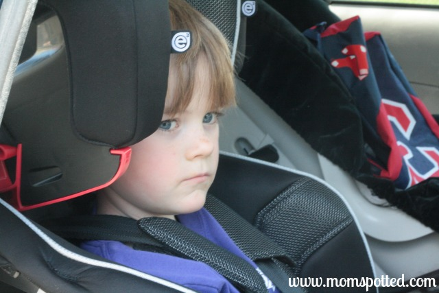 Evenflow 3 In 1 Car Seat Review . We love that this car seat grows with us!