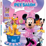 Disney's Mickey Mouse Clubhouse: Minnie's Pet Salon *NOW* on DVD