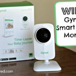 Share Happiness Anytime and Anywhere With A Gynoii Baby Video Monitor & GIVEAWAY!