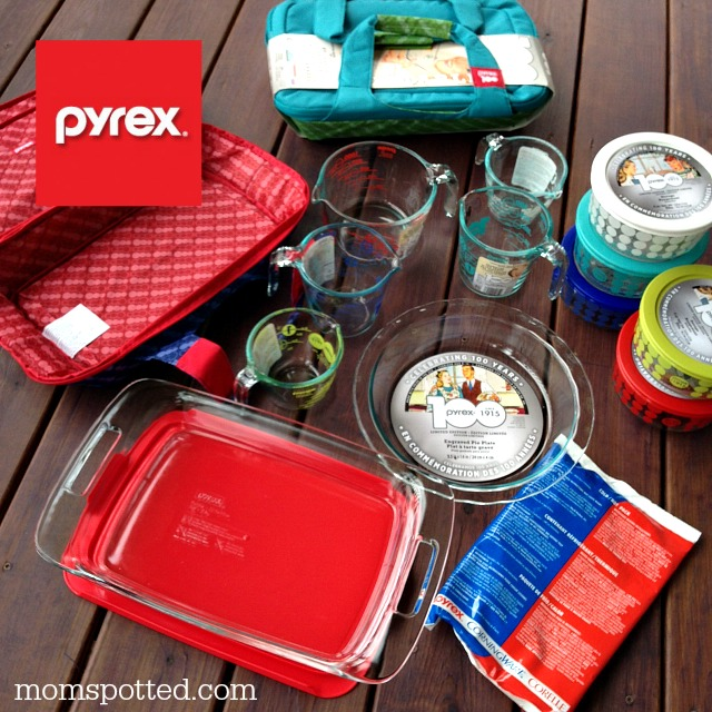 Pyrex 100 Coloection