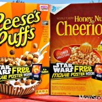 General Mills Has Teamed Up With Star Wars! {& Giveaway!}