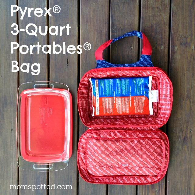 Pyrex® 3-quart Portables® bag