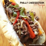 My Dinner Shortcut: Philly Cheesesteak Sub Recipe Made Easy with Hamburger Helper®