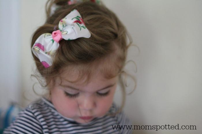 Taming Toddler Girl Hair 2