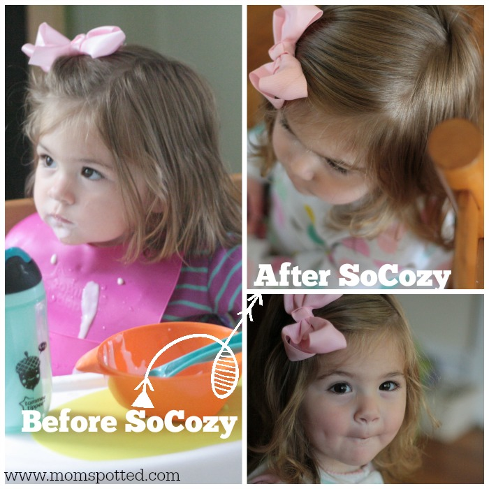 Taming Wild Toddler Girl Hair With SoCozy