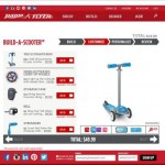 Customize Your Ride With Radio Flyer's Build-A-Scooter