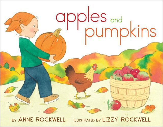 Apples and Pumpkins Paperback