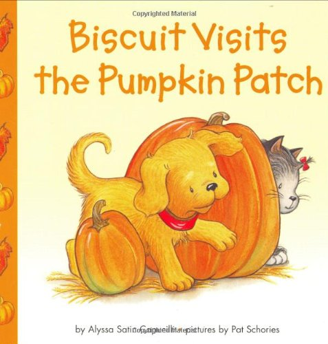 Biscuit Visits the Pumpkin Patch Board book