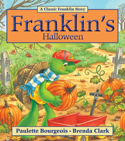Franklin's Halloween Paperback