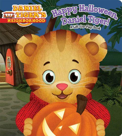 Happy Halloween, Daniel Tiger! A Lift-the-Flap Book (Daniel Tiger's Neighborhood) Board book