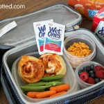 Making Fun Back To School Lunches With Wet Ones® Singles and Pepperidge Farm® Goldfish Crackers