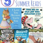 Our 5 Favorite Scholastic Reads this Summer!