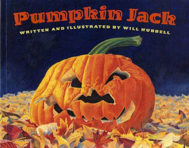 Pumpkin Jack Paperback
