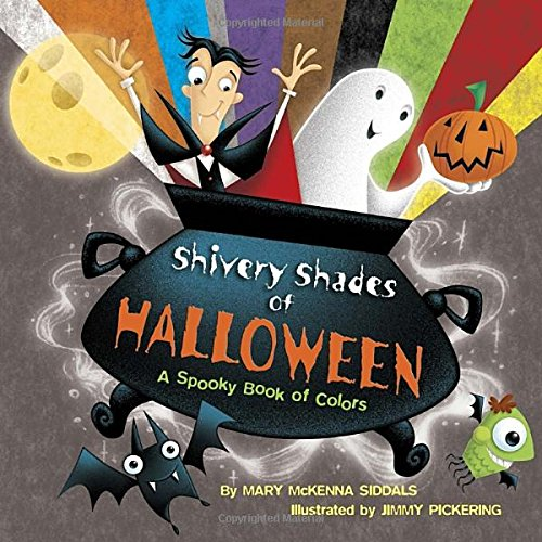 Shivery Shades of Halloween Hardcover