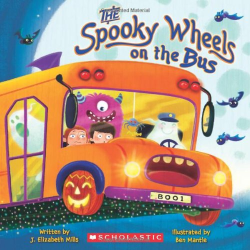 The Spooky Wheels on the Bus Paperback