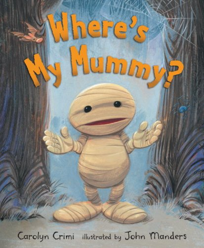 Where's My Mummy Hardcover