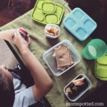 Back to School Lunches Made Easy with Rubbermaid LunchBlox Kit! #BloxOff