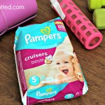 Mommy and Me FITness Together with Pampers Cruisers