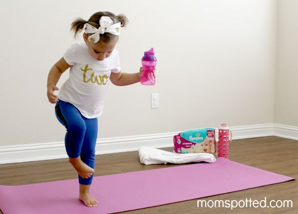 Pampers Mommy and Me FITness #SagtoSwag