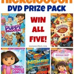 Five New DVD Releases from Nickelodeon! Plus, Giveaway