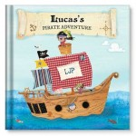 Celebrate National Talk Like a Pirate Day(Sept. 19th) With These Fun Personalized Books!