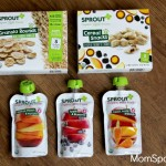 Try Sprout® Organic Baby and Toddler Food!
