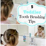 Kids Have Healthy Smiles With Orajel™ Kids {PLUS 5 Toddler Teeth Brushing Tips & Orajel™ Smilestones Photo Sweepstakes}