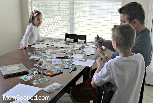Scrapbook Your Favorite Family Memories With Inside Out
