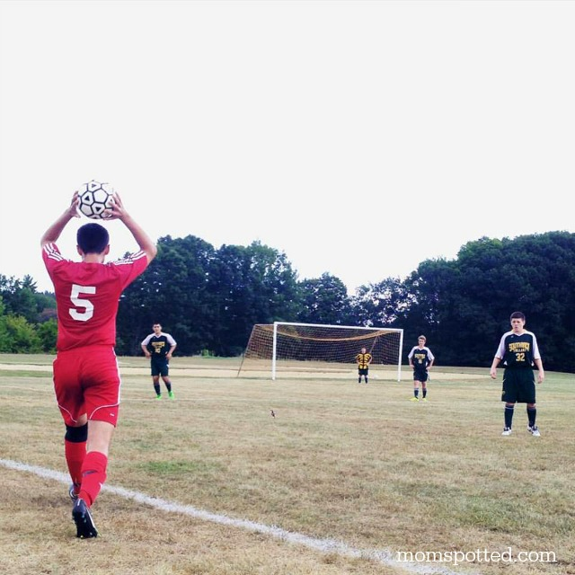 Johnny JV Soccer
