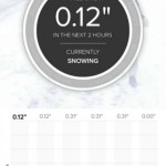 Don't Be Surprised By Snow This Winter With The SnowCast App