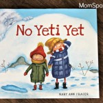 No Yeti Yet Book Review & Giveaway